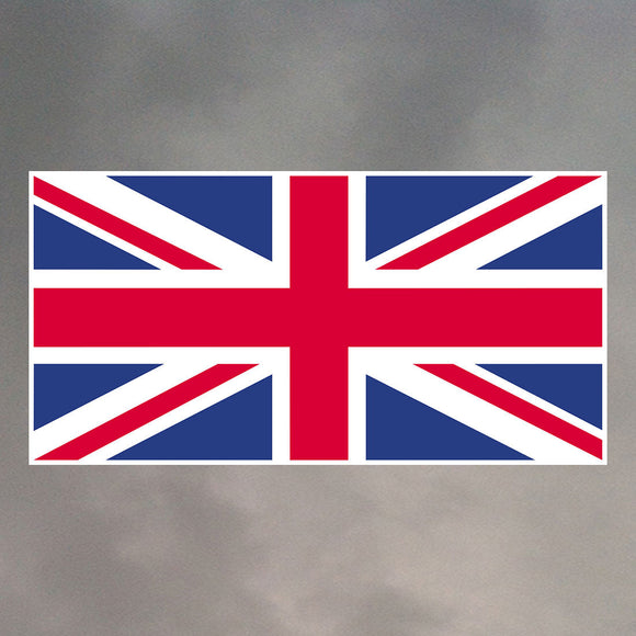 UNION JACK STICKERS 1122