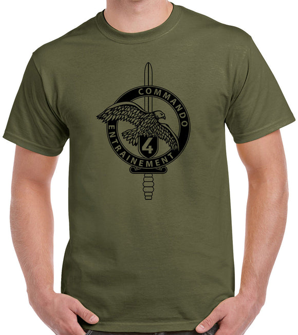 French Commando Tee Shirt
