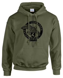 French Commando Hoodie