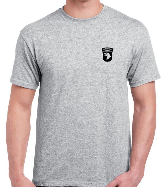 101st Airborne Air Assault 2 Sided T-Shirt