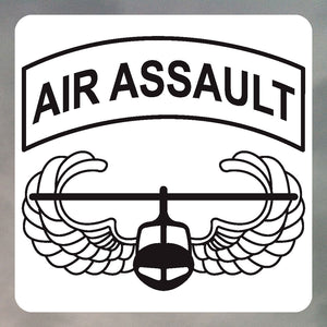 Air Assault Sticker