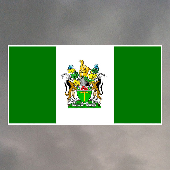 Rhodesian Flag Stickers