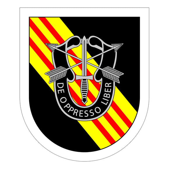 5th Special Forces Group Stickers