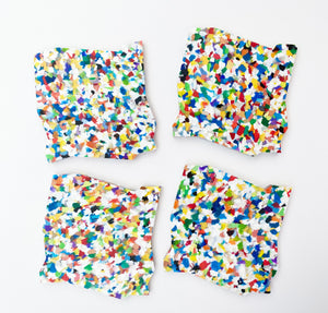 Jagged Coaster - Set of 4