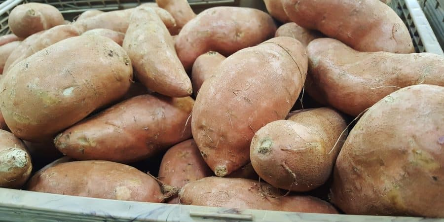 Sweet Potatoes Much Healthier Alternative Than Common Irish Potatoes