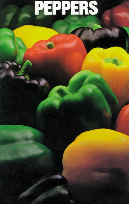 Bulk: Sweet Bell Rainbow Mix Pepper Seeds