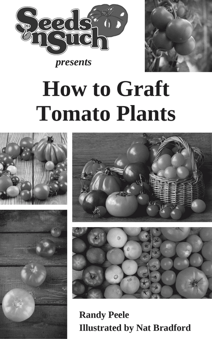 """Grafting Tomatoes"" Instruction Guide"