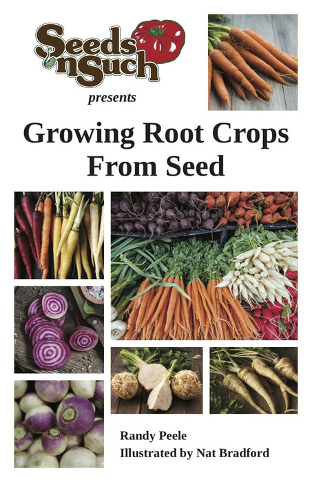 Growing Root Crops from Seed - Root Crops Growing Guide