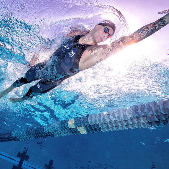 20-SECOND BARRIER REMAINS AFTER LZR RACER ATTEMPT