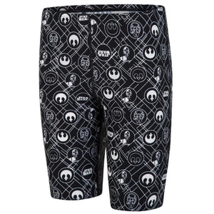 SPEEDO STAR WARS DIGITAL ALLOVER JAMMER - JUNIOR MALE
