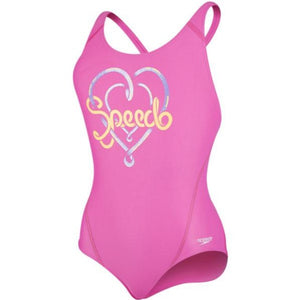 SPEEDO LOGO PLACEMENT SPLASHBACK - JUNIOR FEMALE