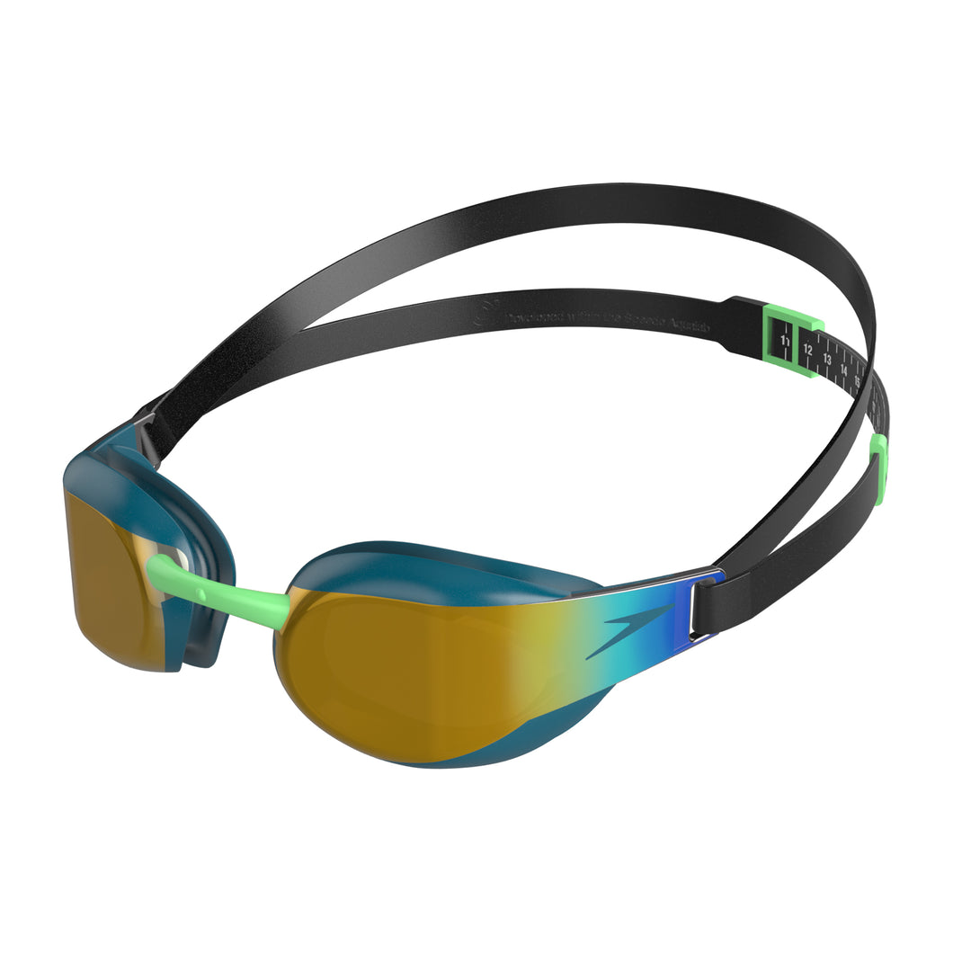 SPEEDO FASTSKIN ELITE MIRROR GOGGLE (ASIA FIT)