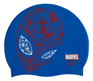 SPEEDO MARVEL JUNIOR PRINT CAP SPIDER-MAN