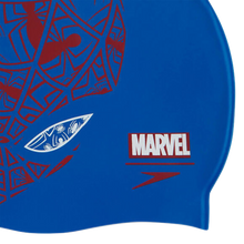 Load image into Gallery viewer, SPEEDO MARVEL JUNIOR PRINT CAP SPIDER-MAN