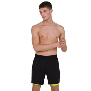 "SPEEDO MULTI-SPORT SHORT WITH JAMMER 16"" (T1)"