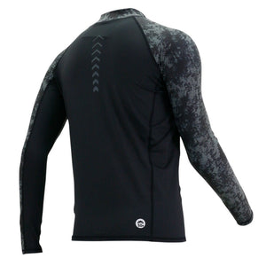 SPEEDO PERFORMANCE MALE RASHGUARD LONG SLEEVES