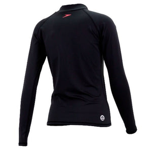 SPEEDO ESSENTIAL FEMALE RASHGUARD LONG SLEEVES