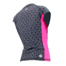 Load image into Gallery viewer, SPEEDO PERFORMANCE FEMALE RASHGAURD CAP SLEEVE