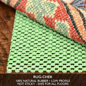 Rug-Chek Natural Rubber Non Slip Rug Pad
