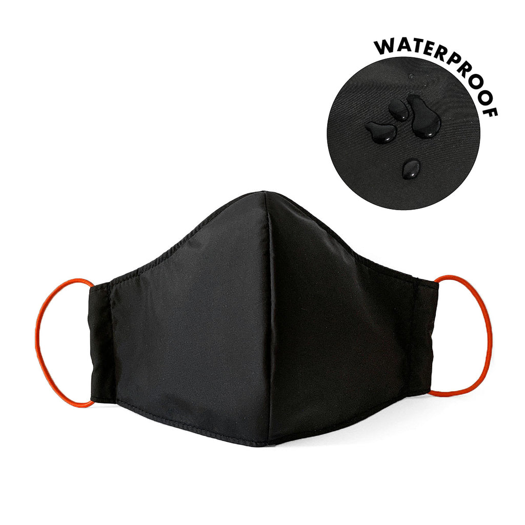 Black Waterproof Nylon