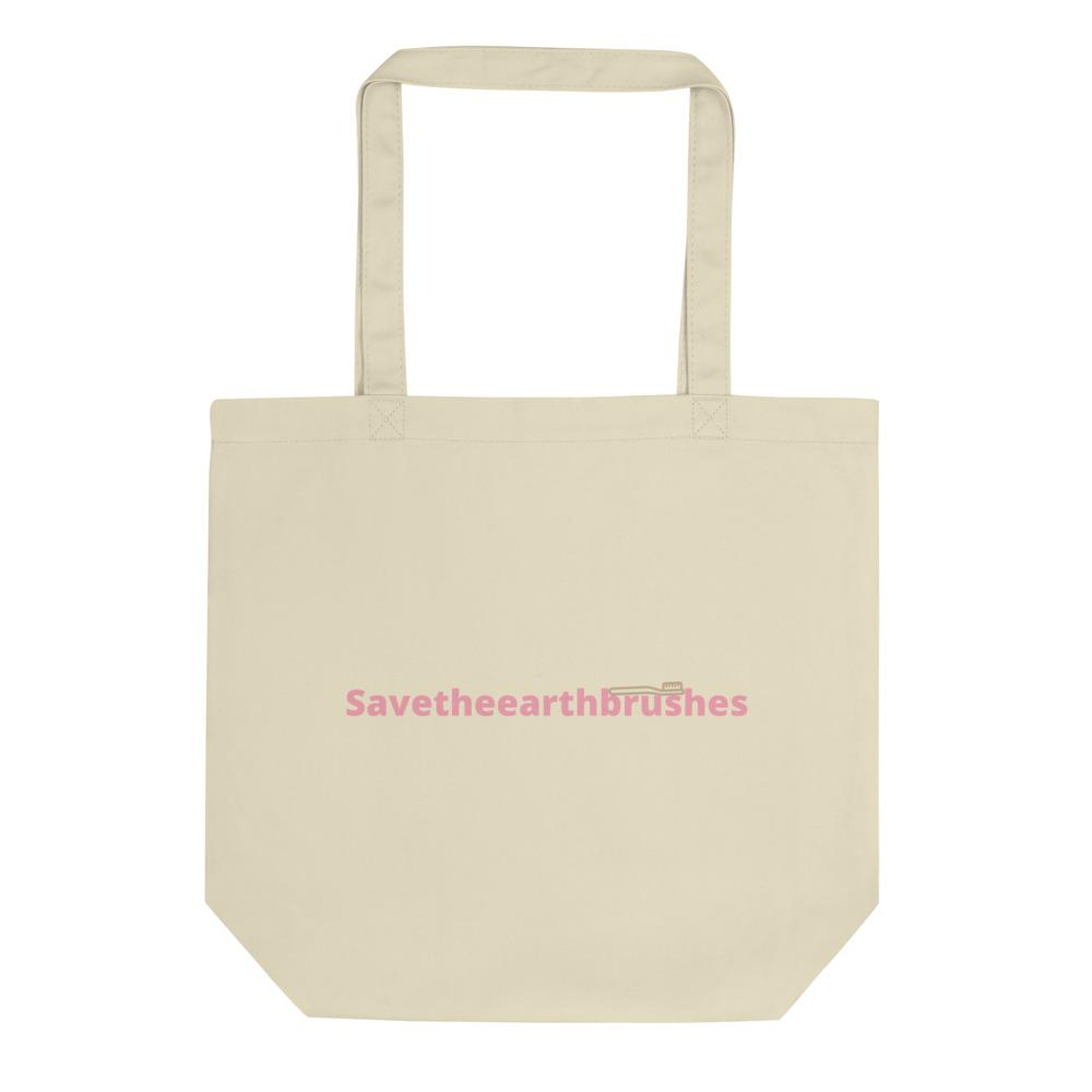 Savetheearthbrushes Eco Tote Bag