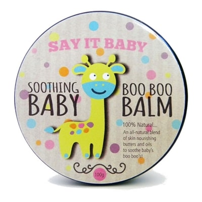Our lovely Boo Boo Balm - Reviews are in!