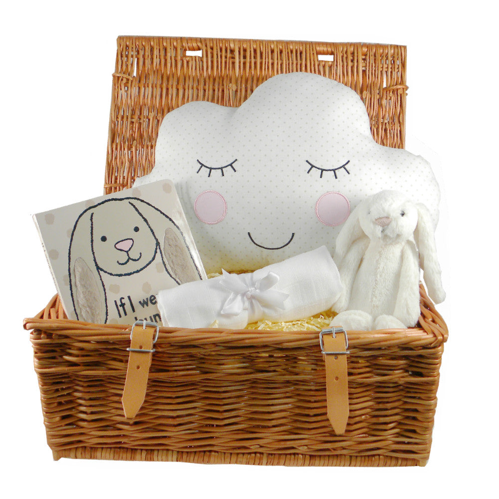 Create Your Own Baby Gift Basket or Hamper