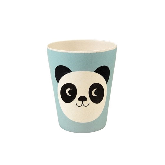Miko The Panda Bamboo Beaker - Say It Baby