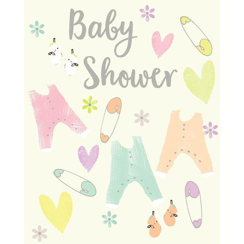 Liz & Pip Baby Shower Card - Say It Baby