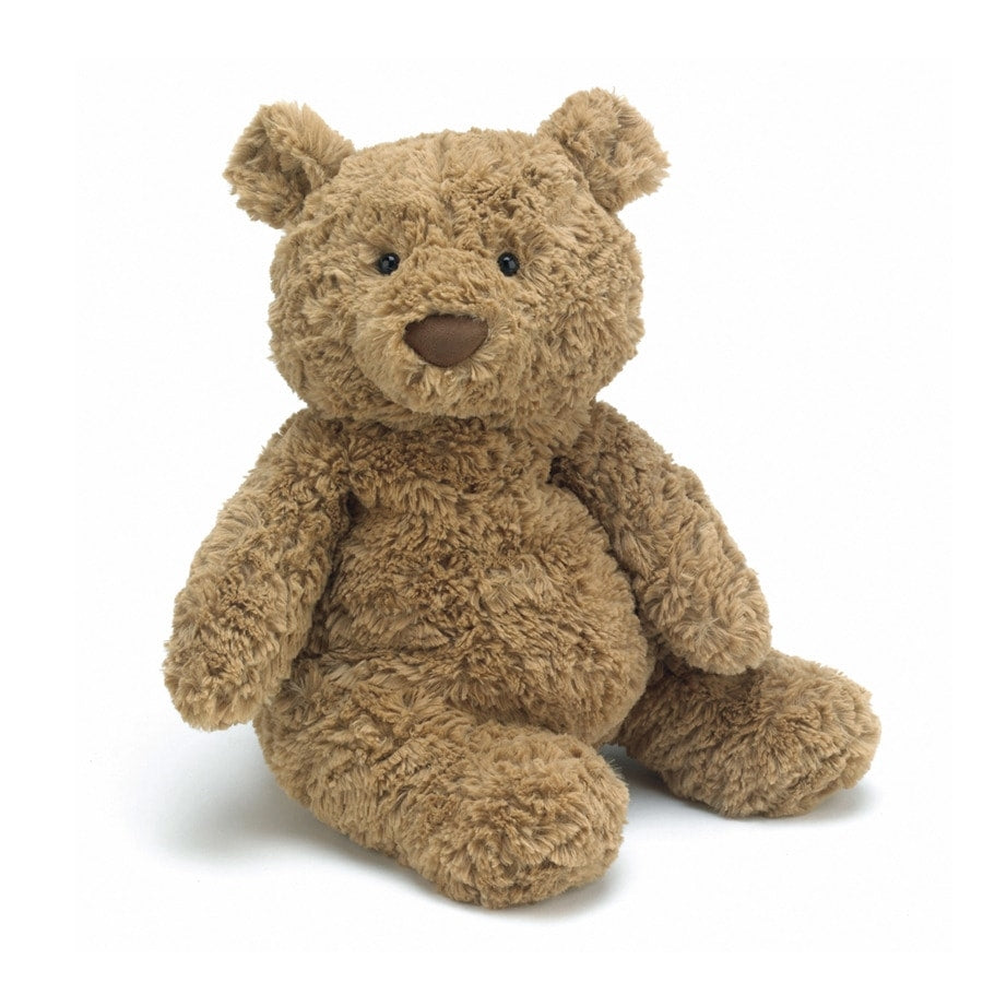Jellycat Bartholomew Bear - Medium - Say It Baby