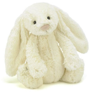 Jellycat Bashful Bunny in the Bath Time Baby Unisex Gift Basket