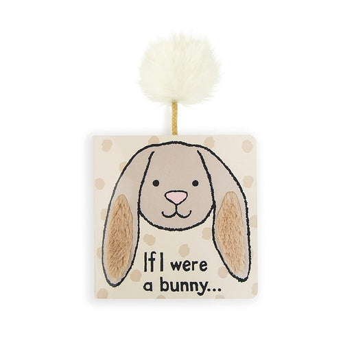 Jellycat If I Were A Bunny Board Book - Say It Baby