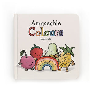 Jellycat Amuseable Colours Book - Say It Baby