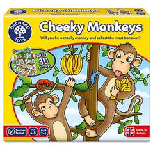 Load image into Gallery viewer, Orchard Toys Cheeky Monkeys Game