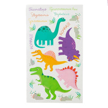 Load image into Gallery viewer, Sass & Belle Roarsome Dinosaur Wall Stickers