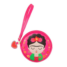 Load image into Gallery viewer, Sass & Belle Frida Coin Purse - Say It Baby