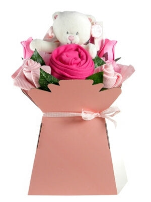 Say It Baby - Baby Girl Clothes Flower Box - Say It Baby