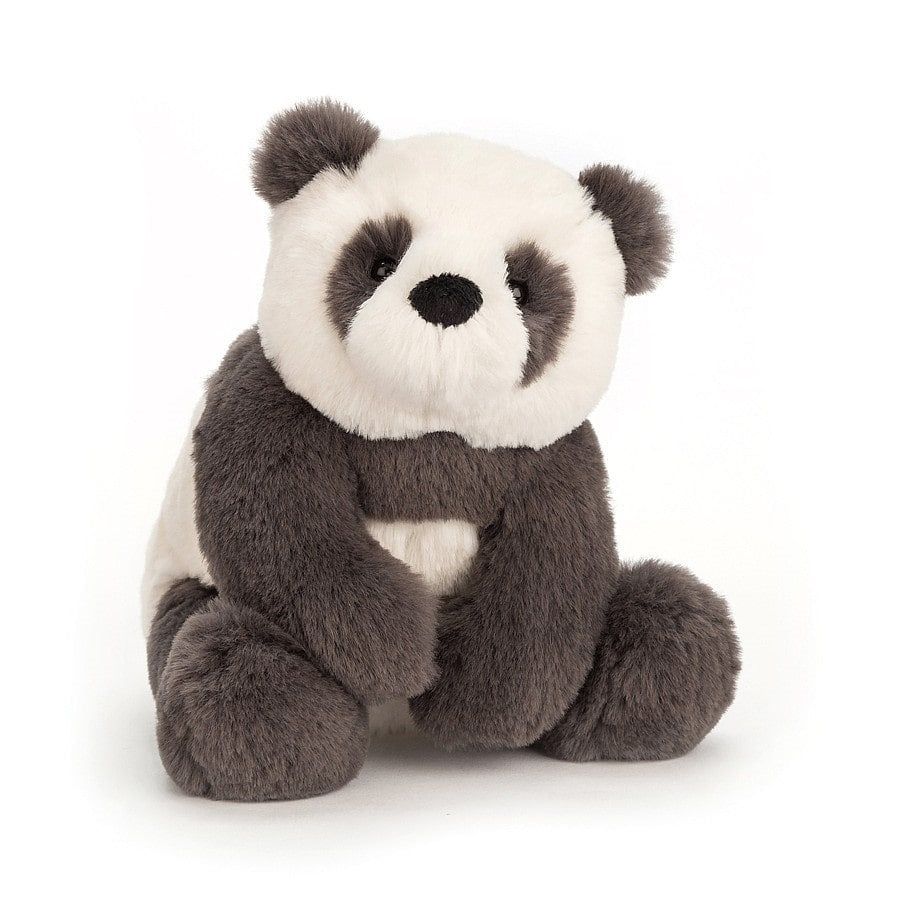 Jellycat Harry Panda Cub - Small - Say It Baby