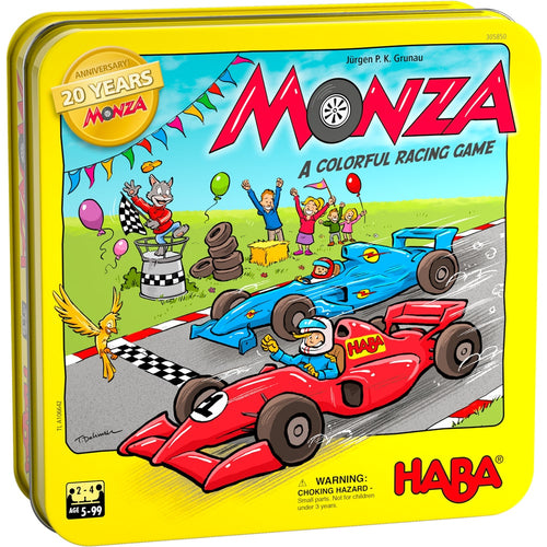 HABA Monza 20th Anniversary Edition - Say It Baby Gifts
