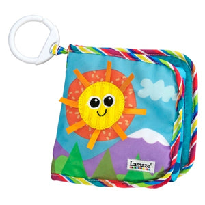 Lamaze Discovery Book - Say It Baby