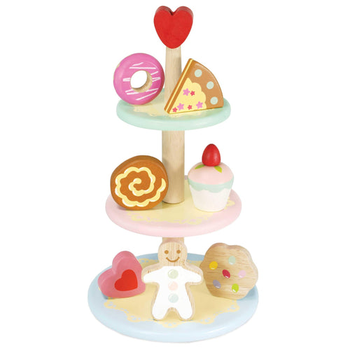 Le Toy Van Three Tier Cake Stand