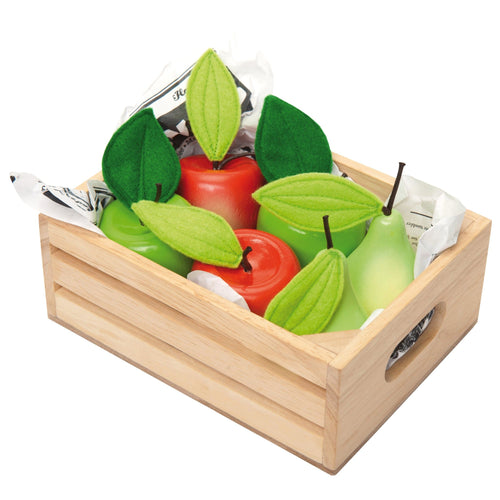 Le Toy Van Apples and Pears Crate