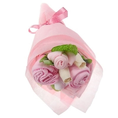 Say It Baby - Mini Baby Girl Clothes Bouquet
