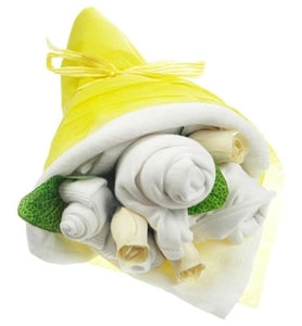 Say It Baby - Mini Unisex Baby Clothes Bouquet - Say It Baby