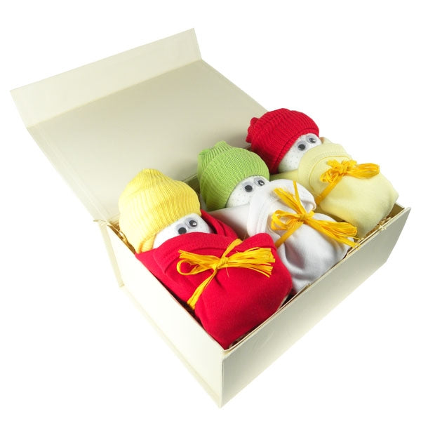 Say It Baby Bright Nappers Gift Box - Say It Baby