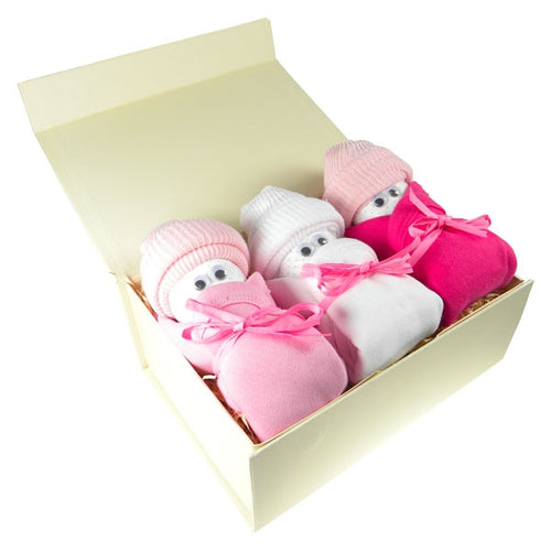 Say It Baby Girly Nappers Gift Box - Say It Baby