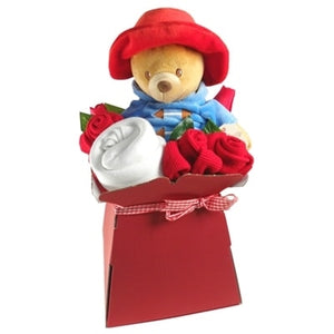 Say It Baby - Paddington Bear Baby Bouquet - Say It Baby