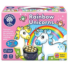 Load image into Gallery viewer, Orchard Toys Rainbow Unicorns Game
