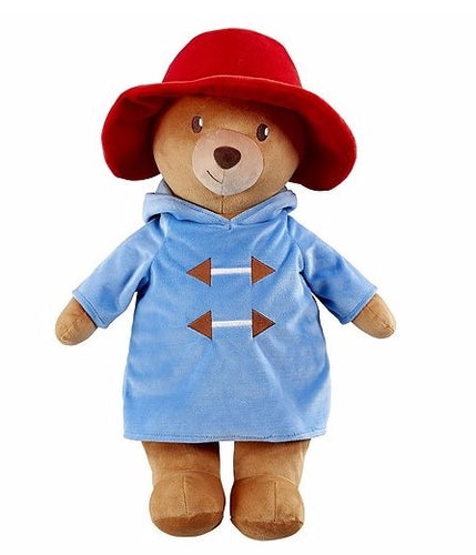 This limited edition My First Paddington bear is a giant 50cm tall and would make the perfect finishing touch to baby's nursery!