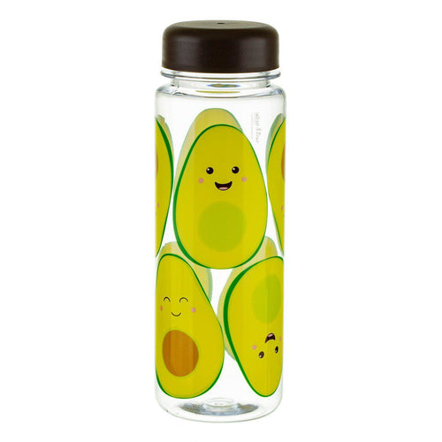 Sass & Belle happy Avocado Water Bottle - Say It Baby